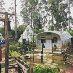 Camping Ala suku Indian di Ciwidey Valley Resort