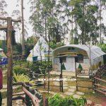 Camping Ala suku Indian di Ciwidey Valley Resort