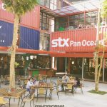 Office Container and Eatery ala Day&Nite Pramestha
