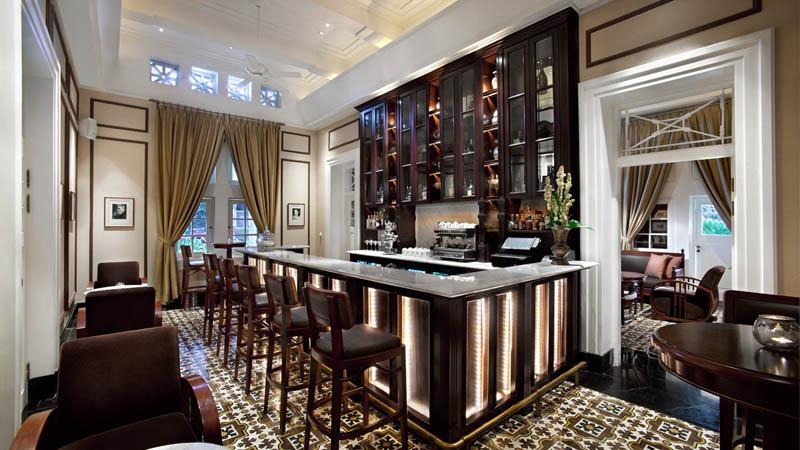 hermitage Cigar bar