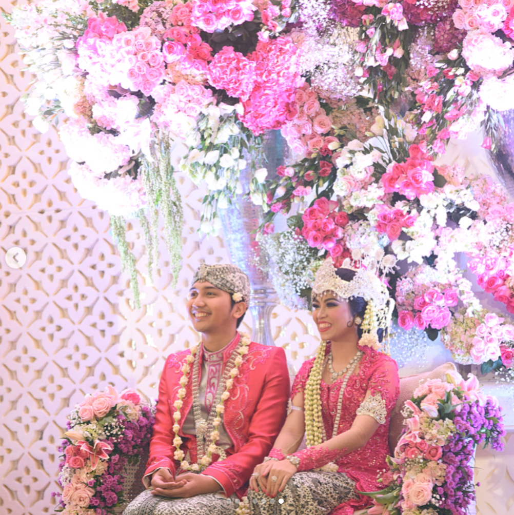 Pernikahan Vanessa & Dera
