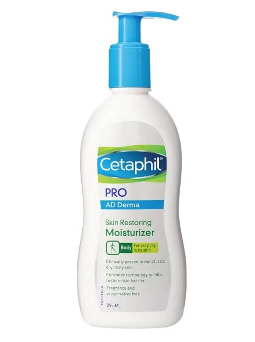 cetaphil (untuk kulit ibu hamil yang kering)